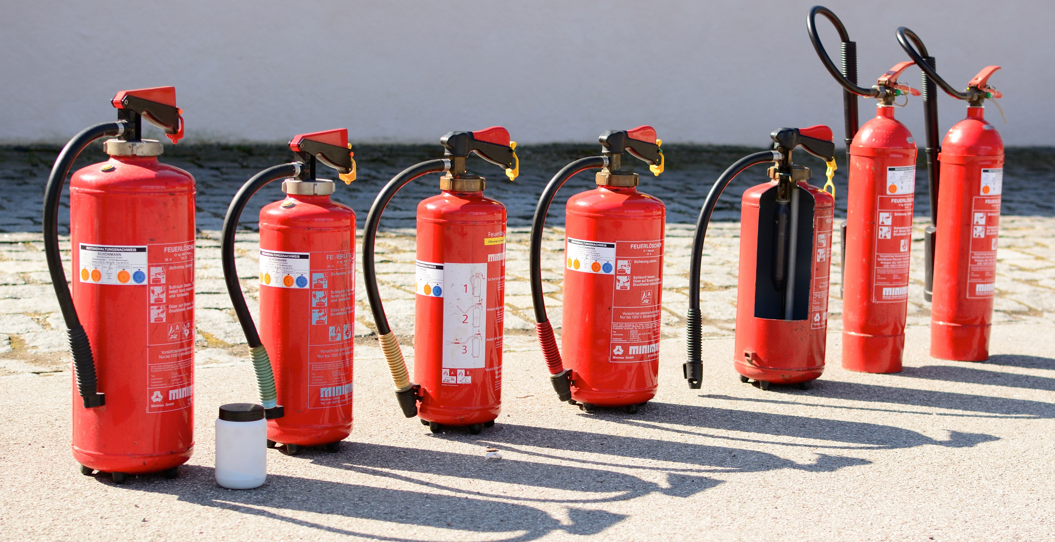 Fire Equipment Sales