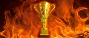 Fire Safety Training Perth; Gareth Awarded DUX