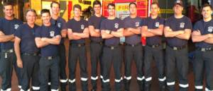 Fire Safety Training Perth; Movember Mouth Merkins