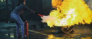 Fire Safety Training Perth; Fire Extinguisher Training