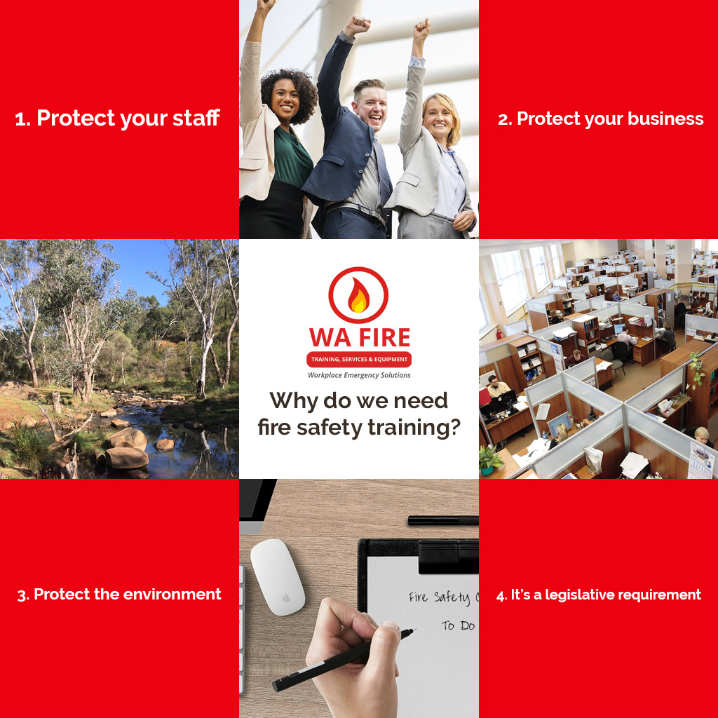 Why do we need Fire Safety Training? Fire Safety Courses Perth