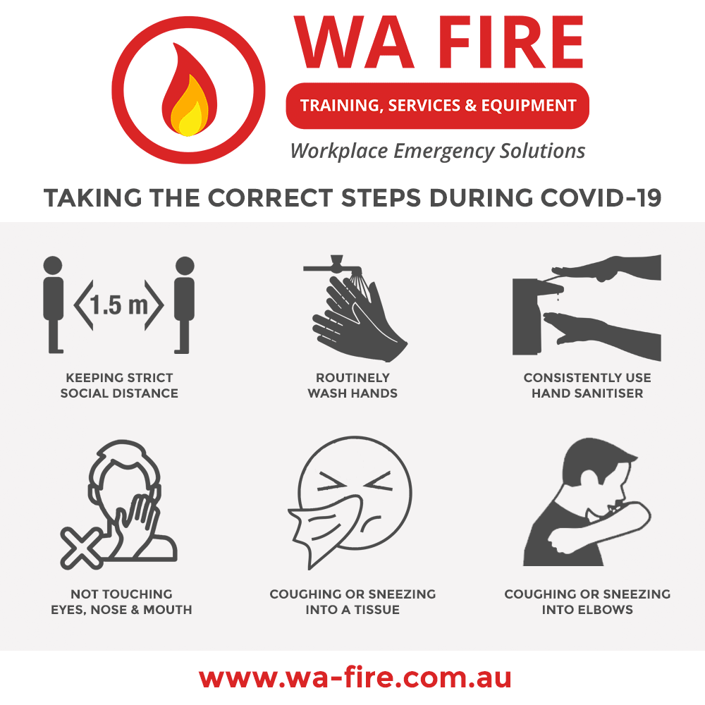 COVID-19: Fire Safety Training Precautions